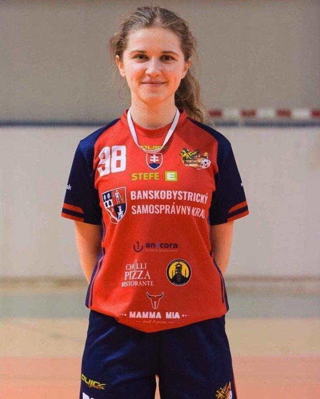 Katarína Kallová – rodáčka zo Šariša. Hrá za extraligovú Banskú Bystricu.