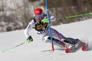 Petra Vlhová zamierila po pretekoch v Aspene do Kórejskej republiky.