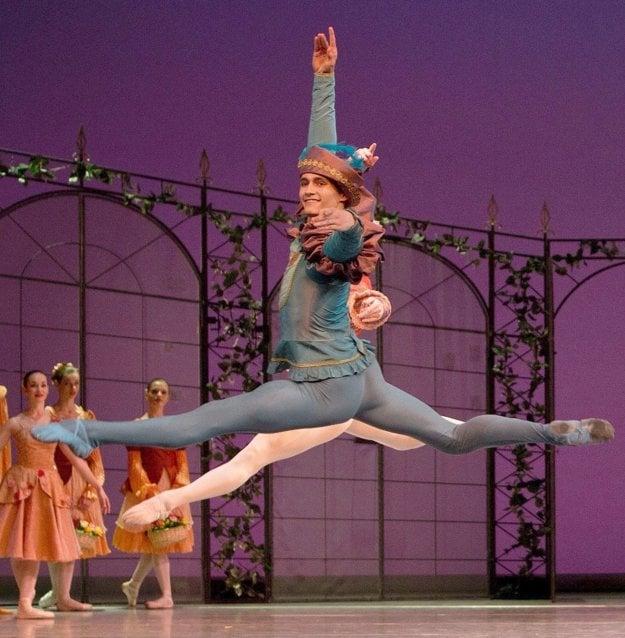 Spiaca krásavica, choreografia Vladimir Malakhov.
