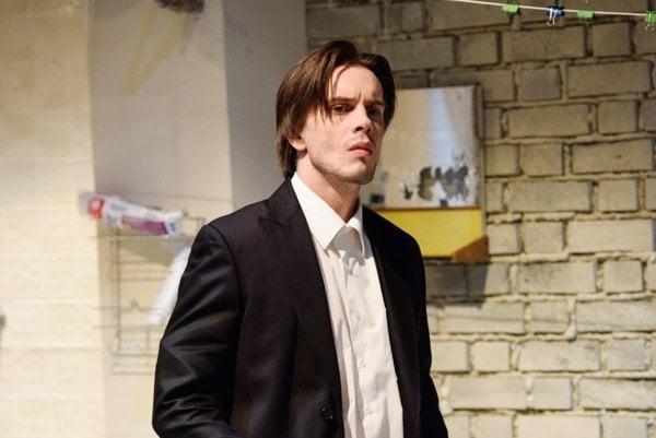 Daniel Žulčák ako Dorian Gray.