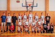 Basketbalisti MŠK BO Holíč