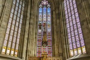 Hlavný oltár.