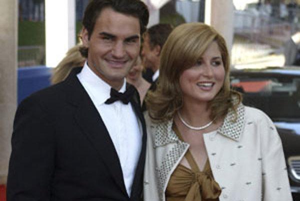 Roger a Mirka sú spolu už deväť rokov.