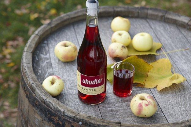 Uhudler z južného Burgenlandu má chuť lesných plodov.