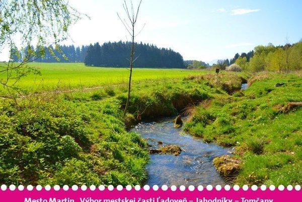 Zajtra sa bude čistiť potok pri Medokýši.