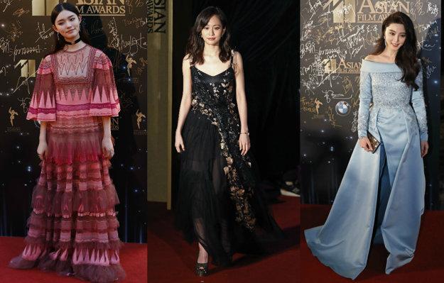 Jelly Lin Yun, Atsuko Maeda, Fan Bingbing
