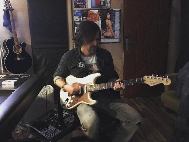 Tvorivá chvíľa. Na novom albume sa už začalo pracovať.