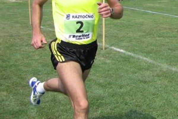 Ľubomír Madaj po deviatykrát vyhral Ráztočniansku míľu.