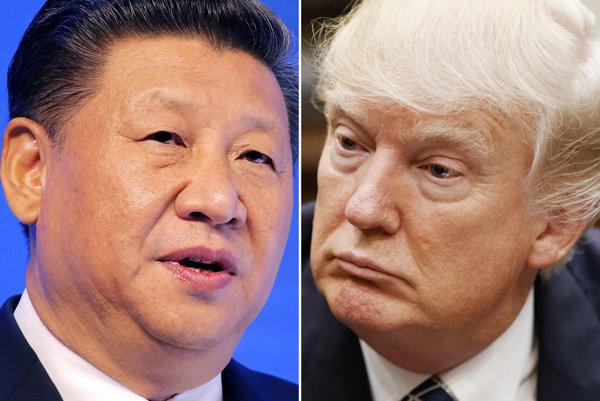 Trump privíta na Floride čínskeho prezidenta.