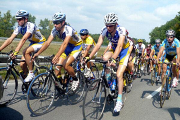 Preteky Okolo Slovenska majú pevné miesto v slovenskom cyklistickom kalendári.