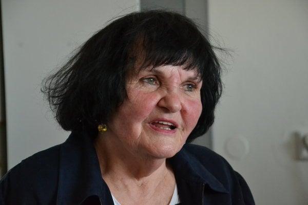 Hana Košková.