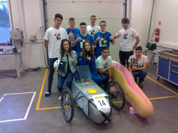 Študenti zo Strednej priemyselnej školy dopravnej v Trnave budú premiérovo súťažiť v Londýne.