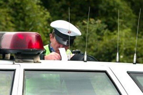 Vodičke po nehode namerali 1,48 promile.