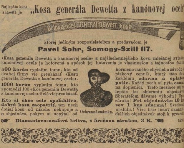 Vlasť a svet z 15. 3. 1914