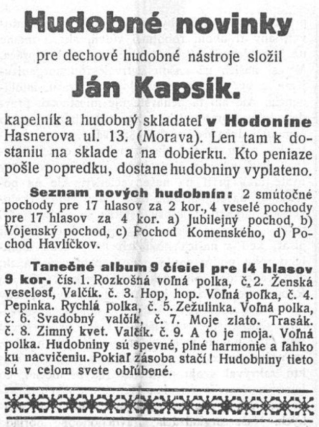 Robotnícke noviny z 12. 3. 1914