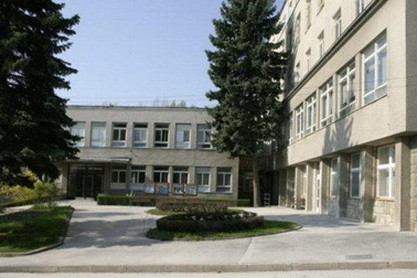 Myjavská nemocnica FOTO: Ilustračná