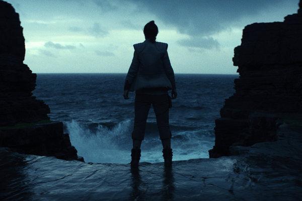 Ukážka z nového filmu.