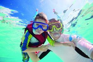 Tipy na najlepšie destinácie a miesta na šnorchlovanie