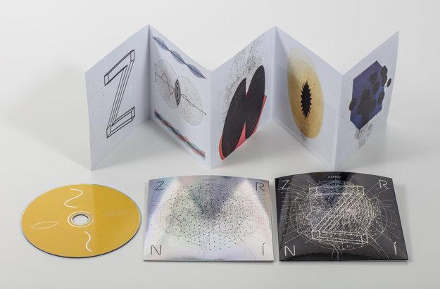 Booklet nového albumu kapely Zrní pripravoval výtvarník Aleš Fulín.