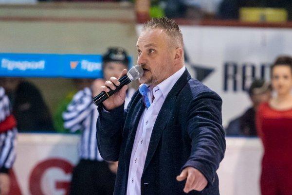 Michal Taliga, prezident MHC Martin.