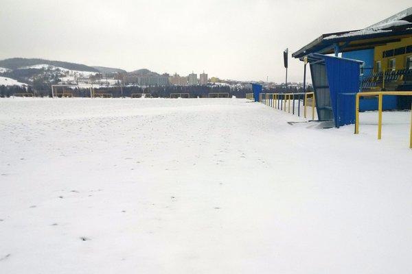 Oravské ihriská zahalila cez týždeň snehová pokrývka.