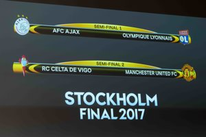 Manchester United bude mať veľkú šancu postúpiť do finále.