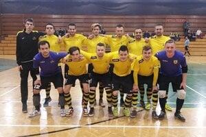 Futsalisti Makroteamu mali na dosah prekvapenie.