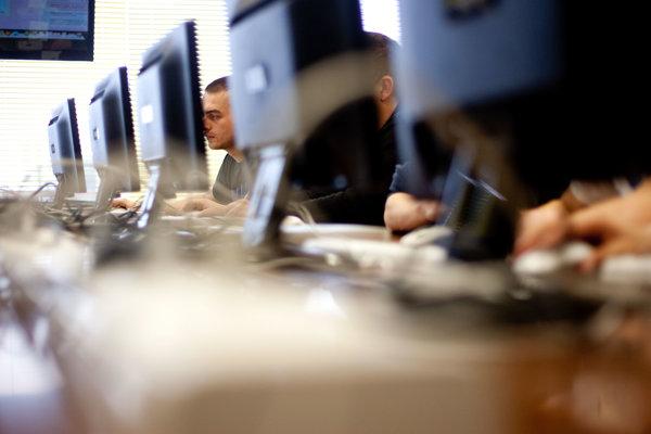 Slovensko napreduje v ostatných rokoch v IT oblasti.