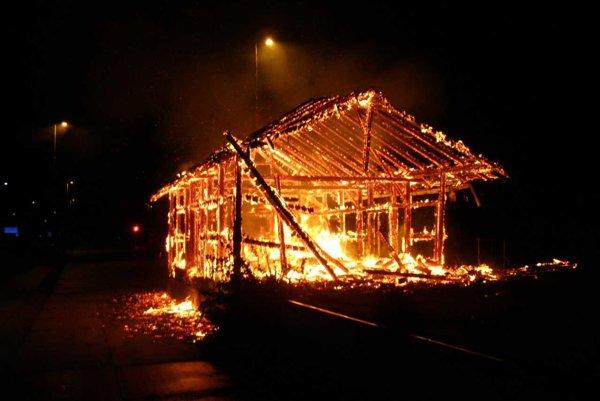 FOTO: hasiči