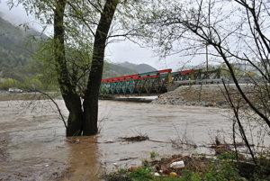 Povodne na Kysuciach