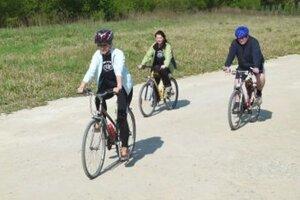 Do práce budú počas mája niektorí Žilinčania jazdiť už len na bicykli.
