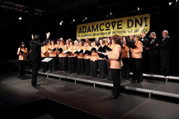 Košický spevácky zbor učiteľov. Na podujatí sa zúčastňujú pravidelne.