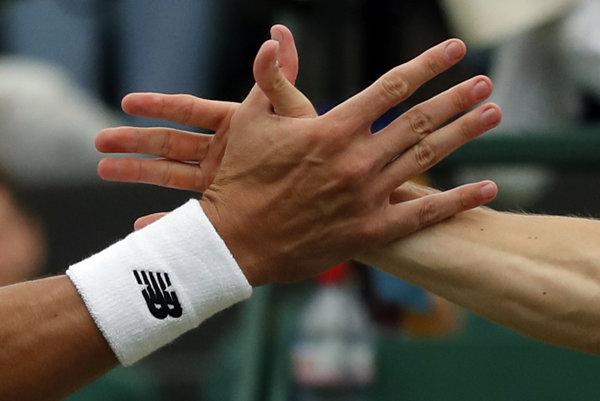Tenis - ilustračná fotografia.