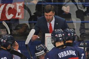 Nobert Javorčík patrí k nastupujúcej generácii slovenských hokejových trénerov.