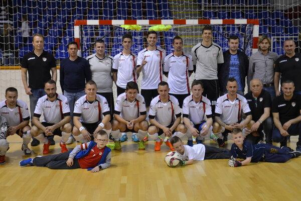 Futsal klub Lučenec.