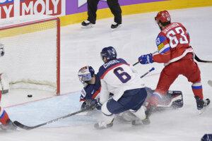 Rusi bavili halu, píšu v zahraničí. Slovákom strelili šesť gólov.