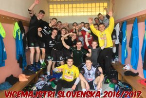 Mladší dorastenci Malaciek a Stupavy získali striebro na Slovensku.