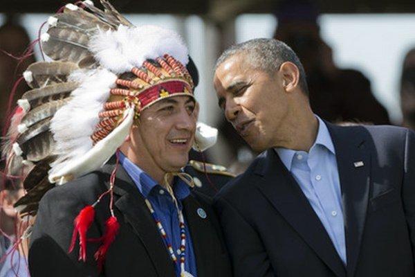 Obama so Siouxami.