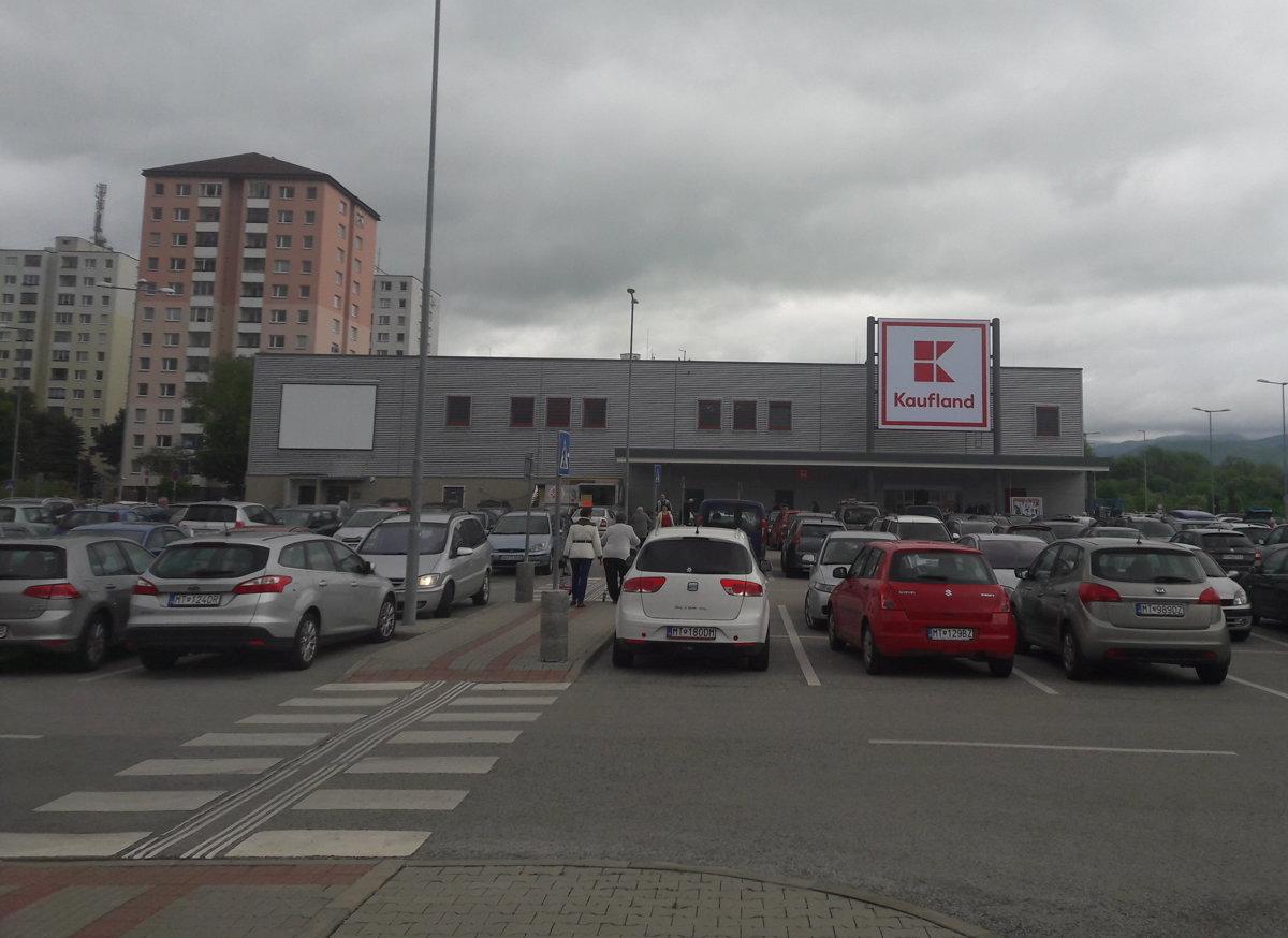Kaufland po inovácii otvorili - myturiec.sme.sk af2d342fc14