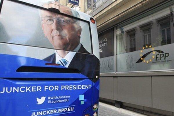 Kandidát ľudovcov na šéfa eurokomisie Jean-Claude Juncker.