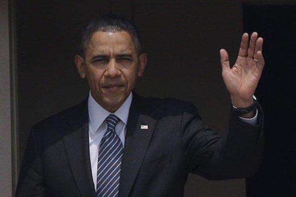 Americký prezident Barack Obama v Soule.