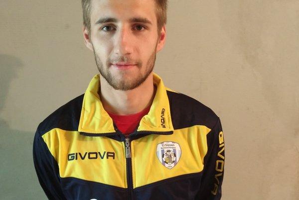 Filip Tížik strelil v jarnej časti už 11 gólov.