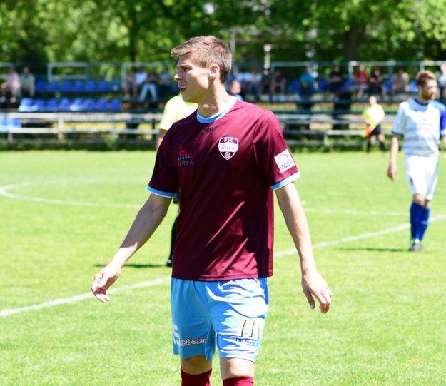 Oba góly za rezervu Nitry strelil skúsený Andrej Ivančík.
