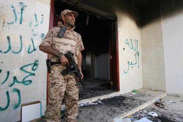 Američania majú obavy o Líbyu.