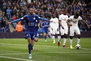 Riyad Mahrez chce opustiť Leicester. Ten mu nechce dovoliť odísť.