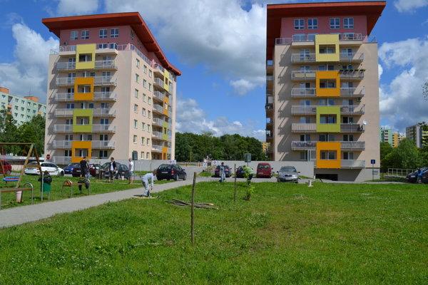 Sídlisko 3 v Prešove.