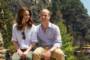 Princ William s manželkou Kate Middleton