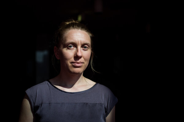 Miriam Kičiňová.