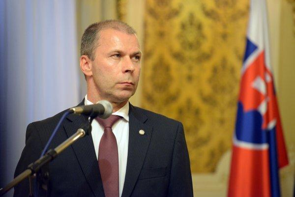 Riaditeľ Oddelenia prevencie korupcie Úradu vlády Peter Kovařík.