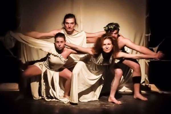 Divadelná fakulta VŠMU príde na festival s hrou Ovídius.